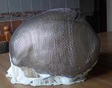 Проектирование титановой пластины на черепе